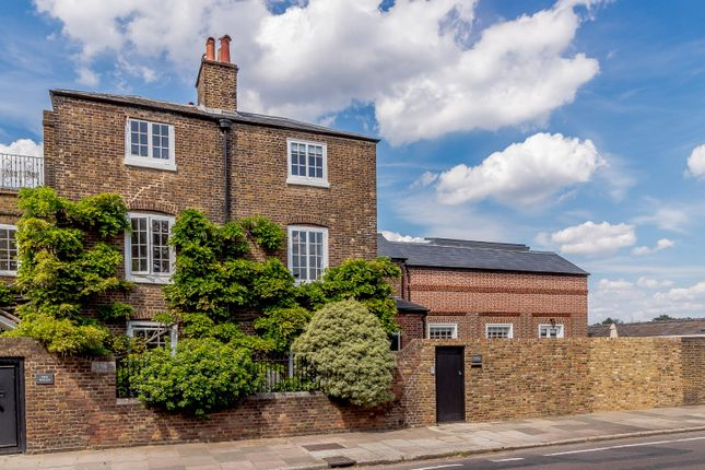 Thumbnail Semi-detached house for sale in Hampton Court Road, East Molesey