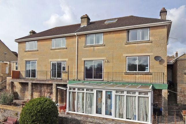 Thumbnail Detached house for sale in 30 Greenway Lane, Bath, Somerset