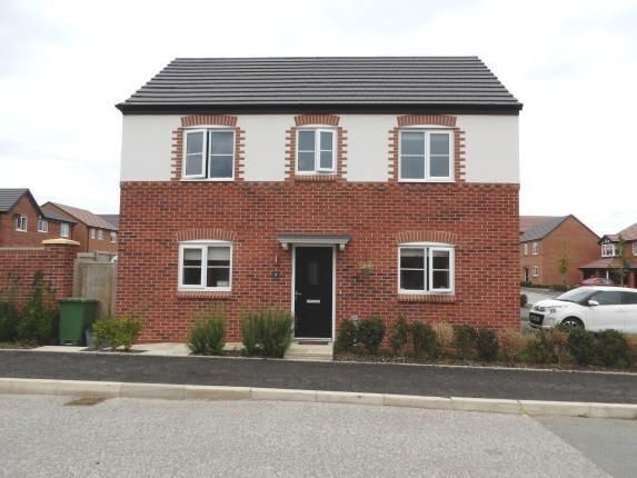 Thumbnail Detached house for sale in Shaw Drive, Winsford, Cheshire