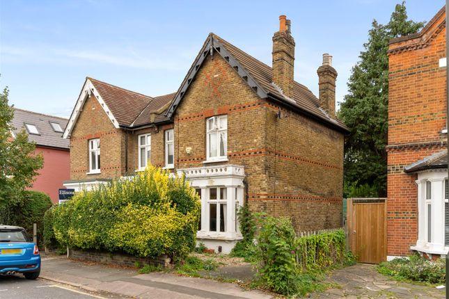 Thumbnail Semi-detached house for sale in Montague Road, London