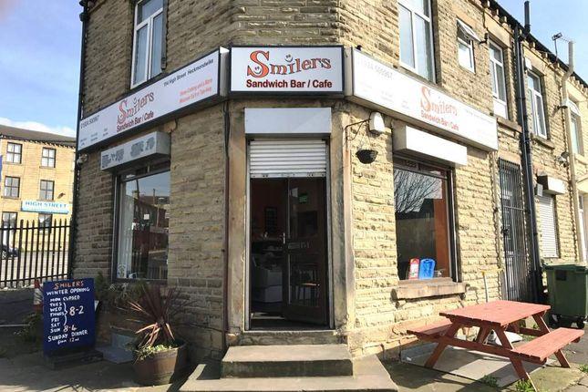 Thumbnail Retail premises for sale in Heckmondwike WF16, UK