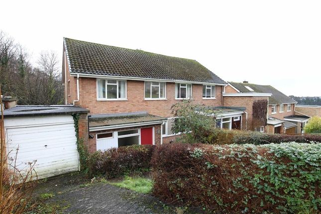 Thumbnail Semi-detached house for sale in Danycoed, Aberystwyth