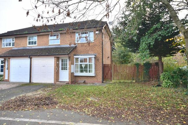 Thumbnail Semi-detached house for sale in Cox's Way, Abbeymead, Gloucester