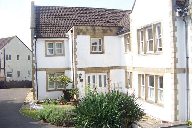Thumbnail Flat to rent in Landemann Circus, Weston-Super-Mare