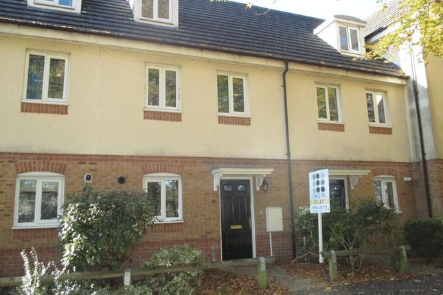 Thumbnail Terraced house to rent in Tristram Close, Yeovil