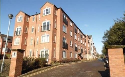 Thumbnail Flat to rent in Harrington Croft, West Bromwich