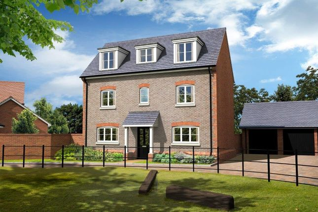 "Thumbnail Property for sale in ""The Abinger"" at Basingstoke Road, Spencers Wood, Reading"