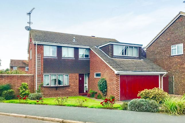 4 bed detached house for sale in Manor Drive, Stewkley, Leighton Buzzard