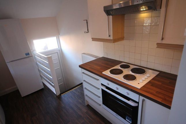 Thumbnail Maisonette to rent in Cavendish Road, Jesmond, Newcastle Upon Tyne