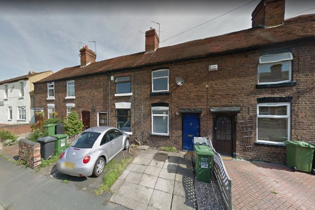 Thumbnail Terraced house to rent in Villiers Street, Kidderminster