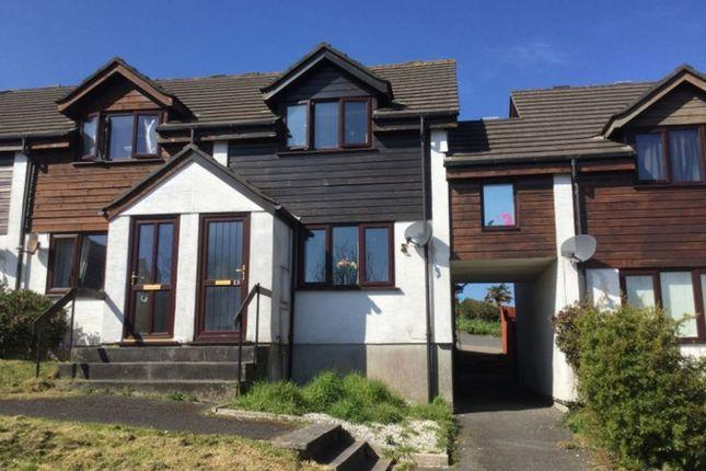 Thumbnail Terraced house to rent in Alderwood Parc, Penryn
