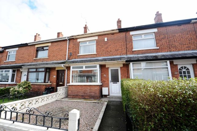 Thumbnail Terraced house to rent in Parkgate Avenue, Belfast