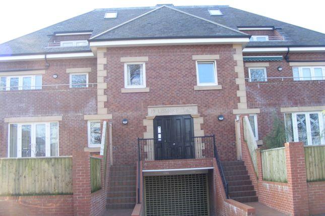 Thumbnail Flat to rent in 10 Lismore Place, Carlisle