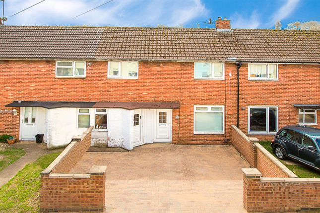 2 bed terraced house for sale in Chelveston Drive, Corby NN17