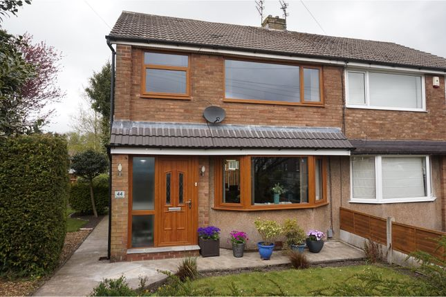 Thumbnail Semi-detached house for sale in Somerset Road, Rishton, Blackburn