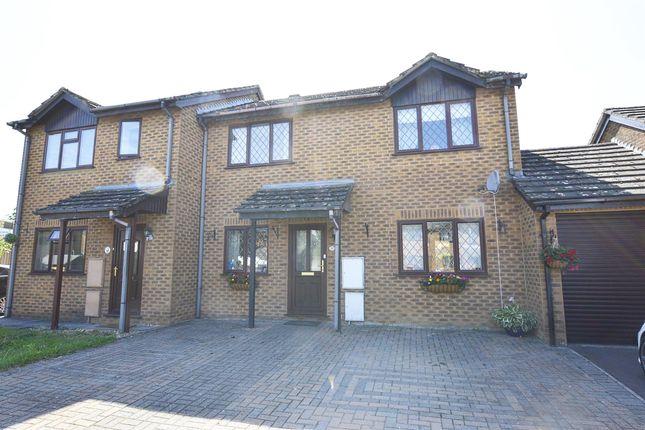 Thumbnail Terraced house for sale in Haydon Gate, Haydon, Radstock, Somerset