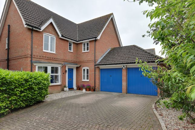Thumbnail Detached house for sale in Richardson Place, Chelmsford