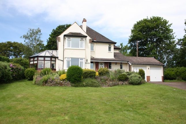 Detached house for sale in Tipton St. John, Sidmouth