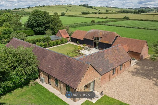 Thumbnail Detached house to rent in Village Farm Barns, Boarstall, Aylesbury
