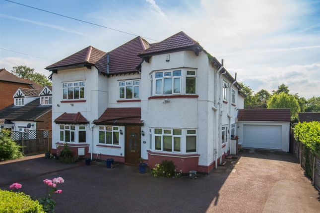 Thumbnail Detached house for sale in Park Road, New Barnet