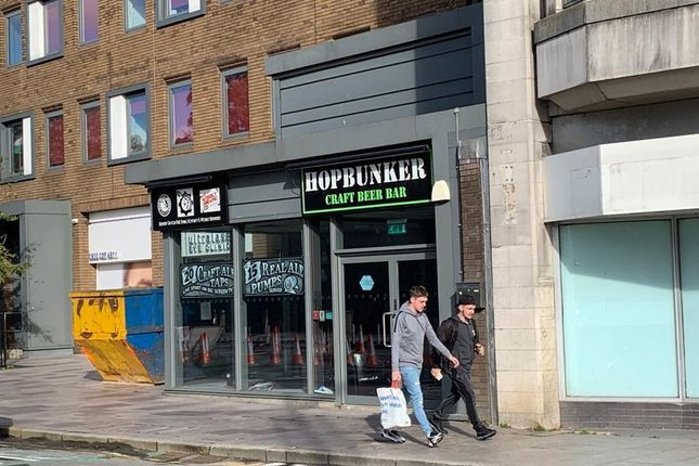 Thumbnail Leisure/hospitality to let in Former Hopbunker, Northgate House, Kingsway, Cardiff