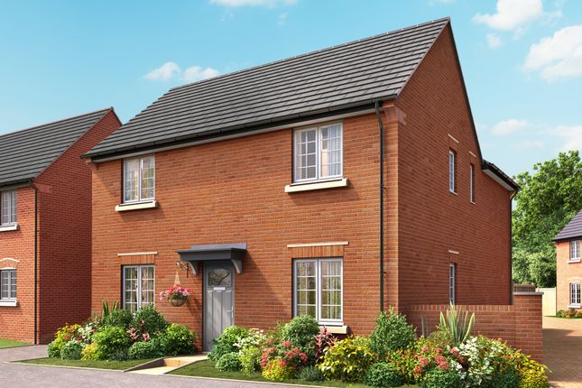 """Thumbnail Detached house for sale in """"The Deeping"""" at Isemill Road, Burton Latimer, Kettering"""