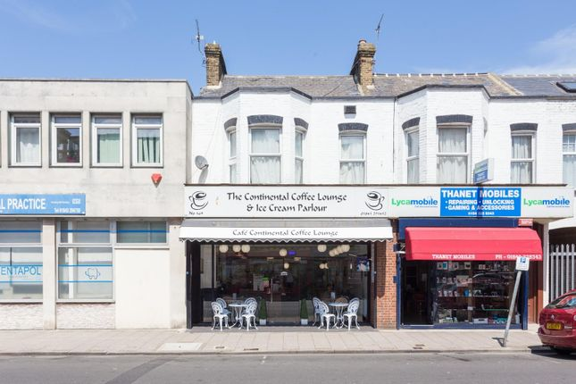 Thumbnail Restaurant/cafe to let in Northdown Road, Cliftonville, Margate