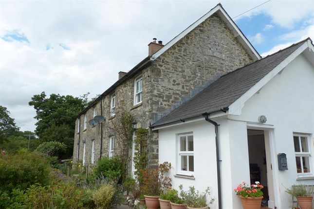 Thumbnail Semi-detached house to rent in Garth, Llangammarch Wells