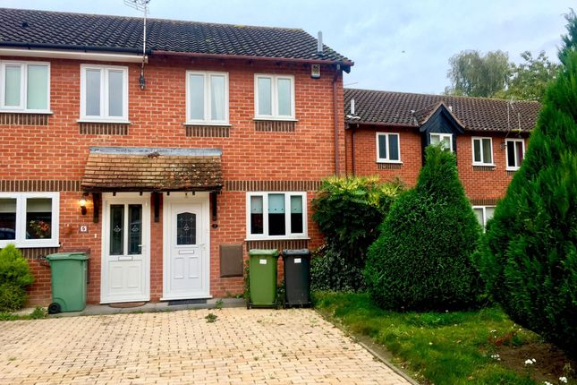 Front of Anson Close, Hethersett, Norwich NR9