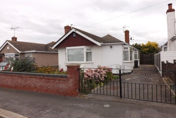 Thumbnail Bungalow to rent in Shaun Close, Rhyl