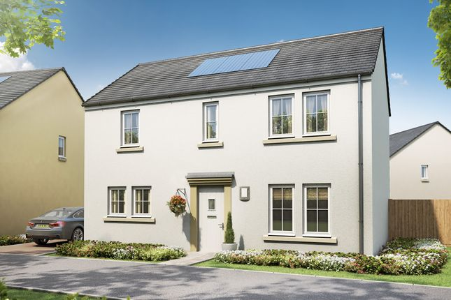 """Thumbnail Detached house for sale in """"The Montrose"""" at Stable Gardens, Galashiels"""