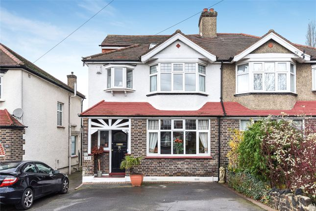 4 bed semi-detached house for sale in The Avenue, West Wickham