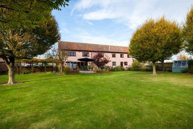 Thumbnail Detached house for sale in Grange Road, Ickleton, Saffron Walden
