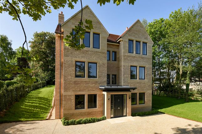 Thumbnail Detached house for sale in Stoke Place, Headington, Oxford