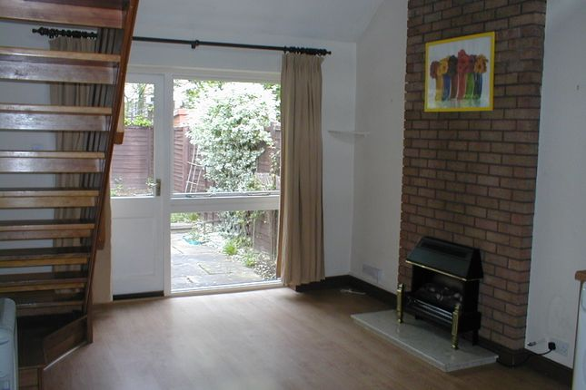Thumbnail Terraced house to rent in Clover Close, Stratford-Upon-Avon