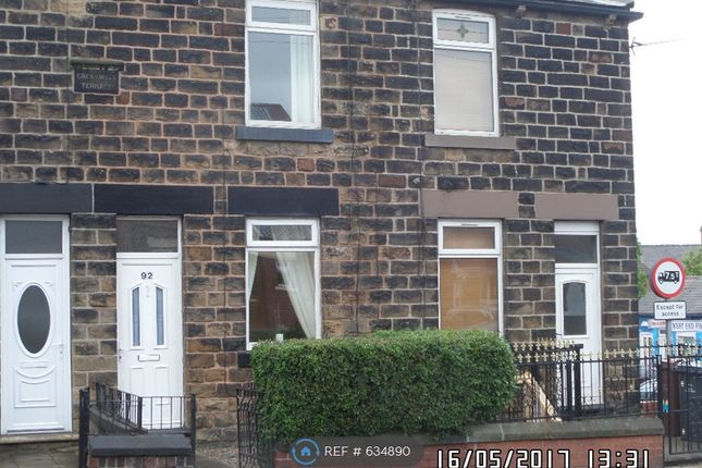 Thumbnail Terraced house to rent in Pogmoor Rd, Barnsley