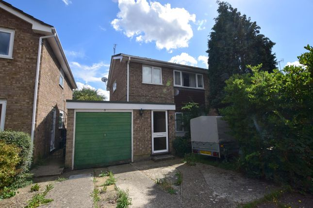 Thumbnail Terraced house to rent in St. Davids Close, Colchester