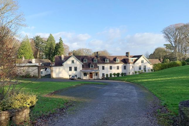 Thumbnail Hotel/guest house for sale in Croydon Hall, Rodhuish, Minehead, Somerset