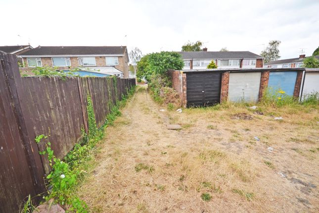 Thumbnail Land for sale in St. Clements Close, Benfleet
