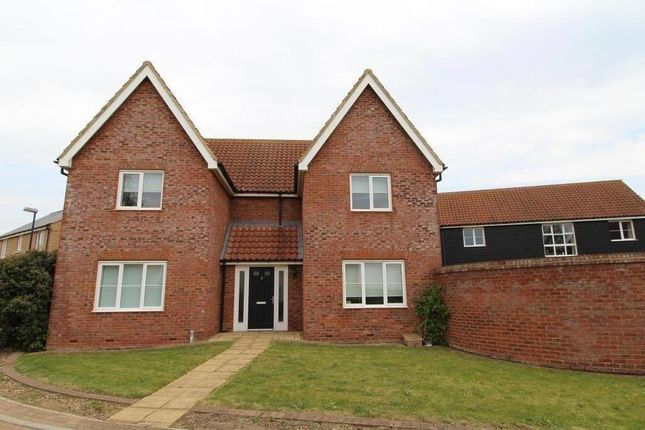 Thumbnail Detached house to rent in Lumbley Close, Great Cambourne, Cambourne, Cambridge