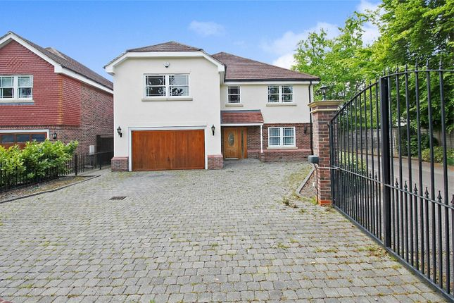 Thumbnail Detached house for sale in Green Lane, Watford, Hertfordshire