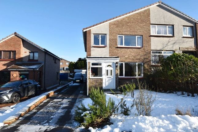 3 bed semi-detached house for sale in Bughtknowes Drive, Bathgate EH48