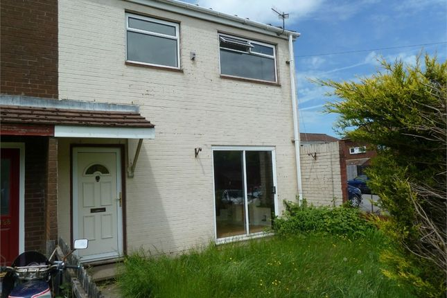 Thumbnail Semi-detached house for sale in Roundhouse Close, Nantyglo, Ebbw Vale, Blaenau Gwent