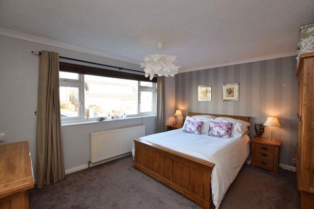 Bedroom One of Saxon Avenue, Pinhoe, Exeter EX4