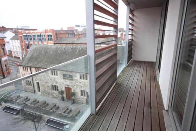 Thumbnail Flat to rent in Hicross Lane, Leicester LE1 4Sd