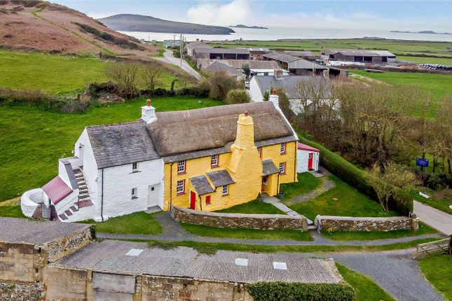Thumbnail Detached house for sale in St. Davids, Haverfordwest, Pembrokeshire