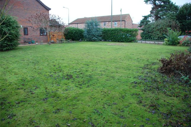 Thumbnail Land for sale in Station Road, Stallingborough