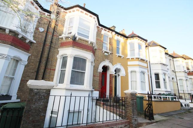 Terraced house to rent in Aldred Road, West Hampstead, London