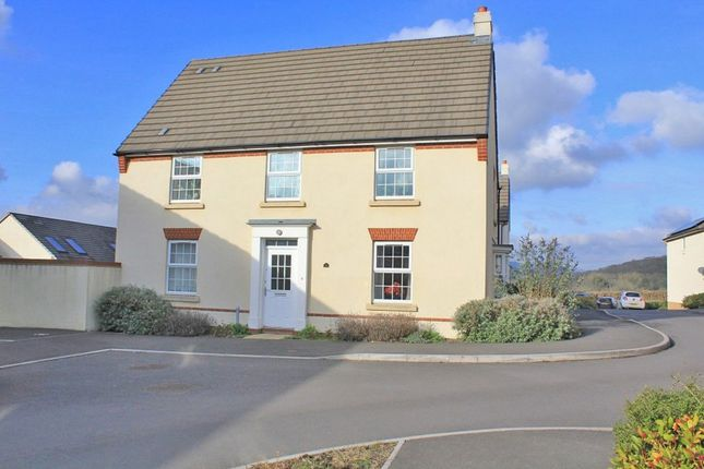 Thumbnail Link-detached house for sale in Lower Trindle Close, Chudleigh, Newton Abbot