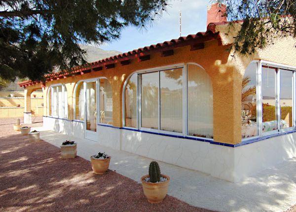 3 bed villa for sale in La Canalosa, Hondón De Las Nieves, Alicante, Valencia, Spain
